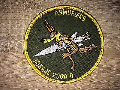 Patch Mirage 2000D Armuriers