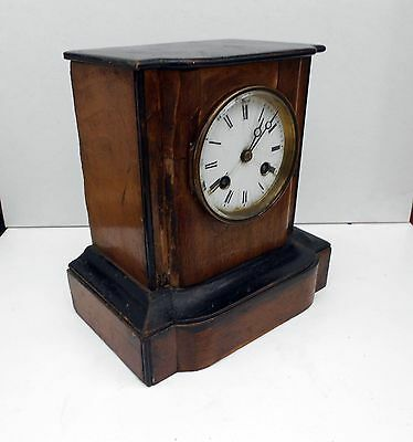 Antique French Mantle Clock Japy Freres for restoration
