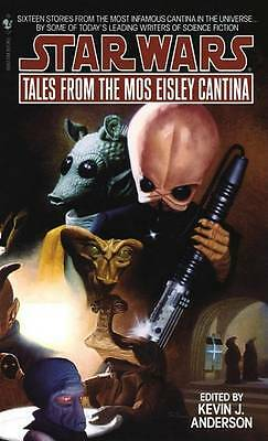 Star Wars: Tales from the Mos Eisley Cantina by Kevin J. Anderson (Paperback, 2…