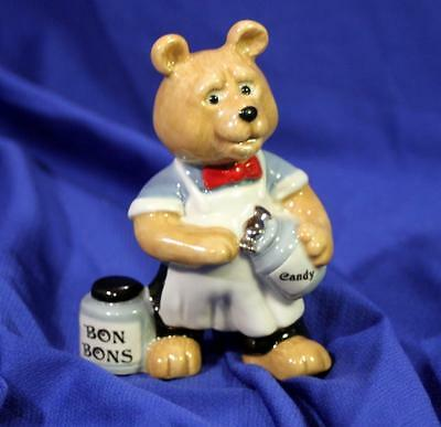 Rare Wade Rodney Sweetshop Bear Excellent Condition Limited Edition of 100