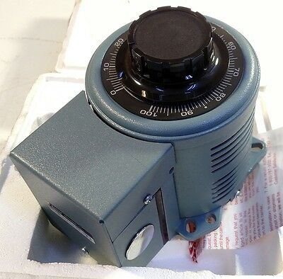 1 New Superior Electric 116Ct Powerstat Variable Transformer