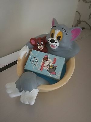 Tom and Jerry soap dish