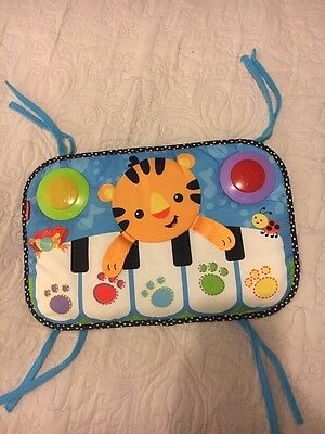 Fisher Price Kick And Play Piano For Cot
