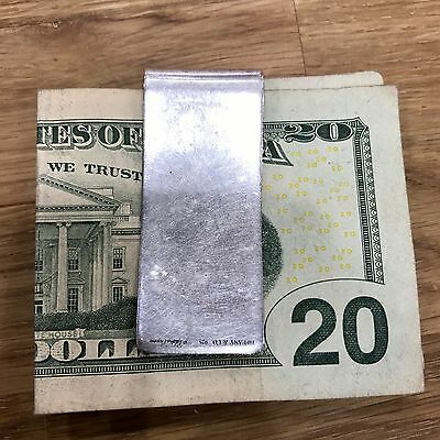 Tiffany & Co.925 Sterling Silver Money Clip Paloma Picasso Roller ~37 grams