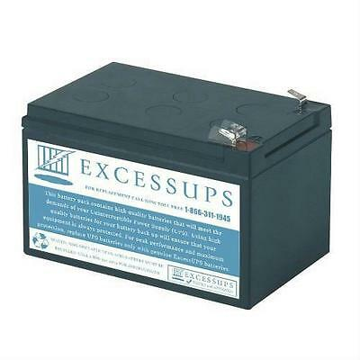 New Replacement Battery For Apc Rbc3