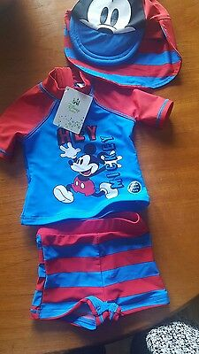 boys swimsuit 6-9 months