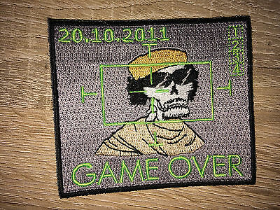 Patch Mirage 2000D Harmattan Game Over