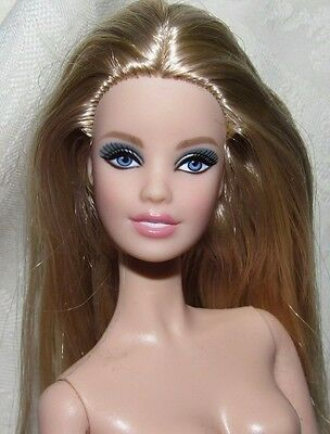Hudson Bay Barbie  Nude  Doll, Model Muse,aphrodite Face,mattel For Ooak