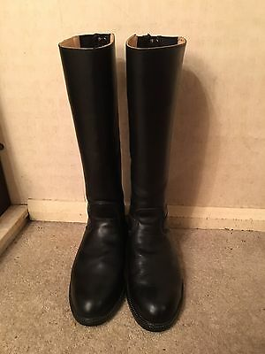 Equitector Leather Riding/show Boots