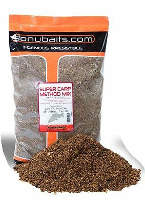 Sonubaits Super Carp Method Mix 2Kg