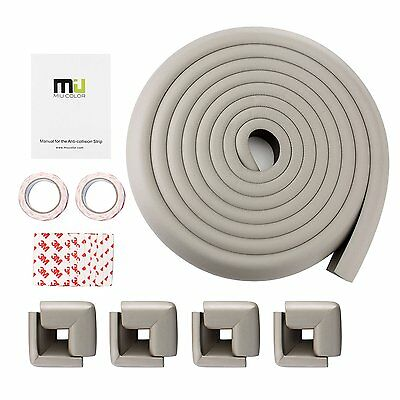 MIU COLOR Table Edge Corner Guards for Baby Safety, Table Edge Cushion Protector