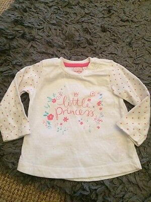 Bluezoo Baby Girls Top Size 3-6 Months