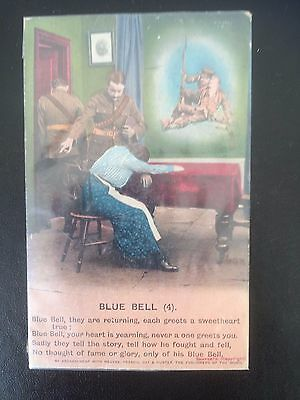 old post card 1916, very good condition. made in England
