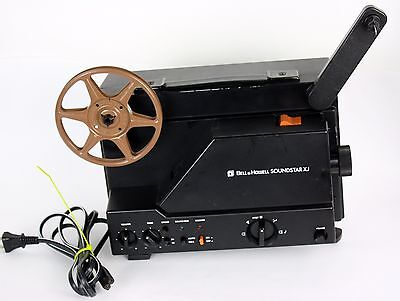 Bell & Howell Soundstar XJ Super 8mm Sound Movie Film Projector