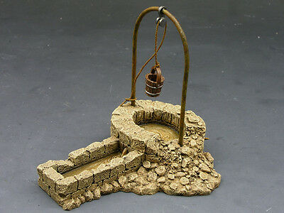 King & Country Oasis Well SP028 Diorama Piece