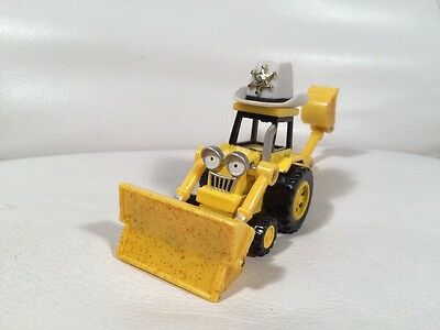 Bob the Builder Diecast Scoop Figure Sheriff