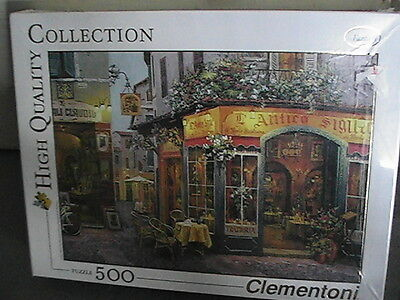 """CLEMENTONI~Italy 500 Piece Puzzle """"Fantasy""""  new and sealed"""