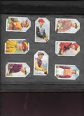 Album Of 128 Cigarette Cards