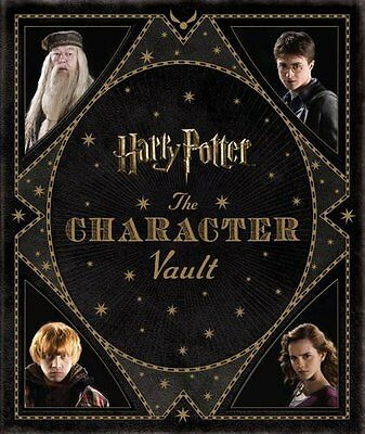 Harry Potter - The Character Vault Hardcover – 2015