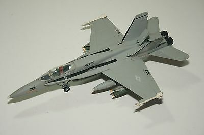 Us Navy F/a 18 Hornet 1/72 Hand Built And Painted Model Kit