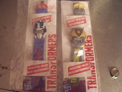 Transformers Watches Prime And Bumblebee
