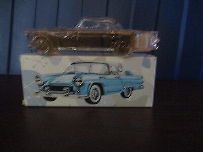 Avon 1955 Ford T Bird Decanter 2.5 floz 75ML Wild Country After Shave 1999 New
