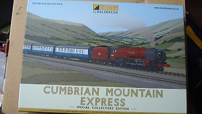 Graham Farish/bachmann  Cumbrian Mountain Express Special Collectors' Edition