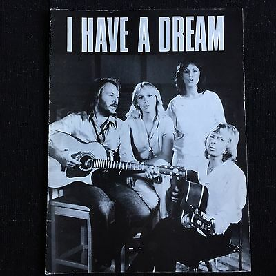 ABBA    I Have A Dream words and music