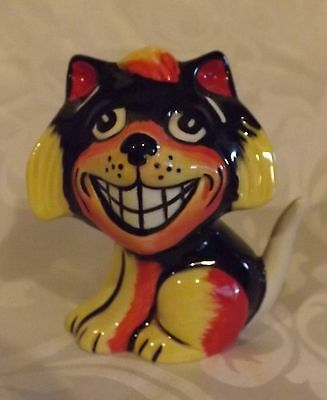 Lorna Bailey Mini Cat Marie Limited Edition 16/40 Signed in blue