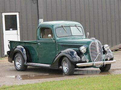 1938 Ford F-100  1938 Green & Black Totally Restored Stunning Truck, Great Driver