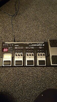 zoom gfx4 multi effects pedal