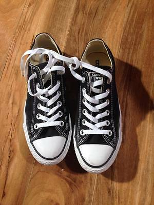Converse All Stars Black Womens 37.5