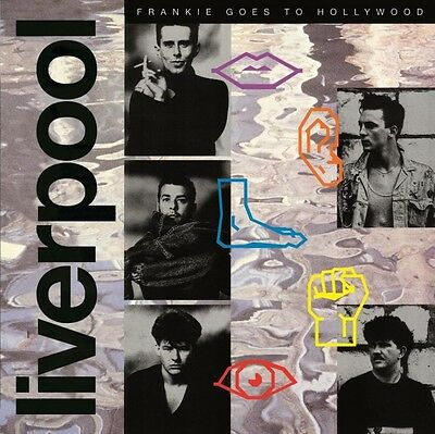 Frankie Goes To Hollywood - Liverpool 180g vinyl LP NEW/SEALED