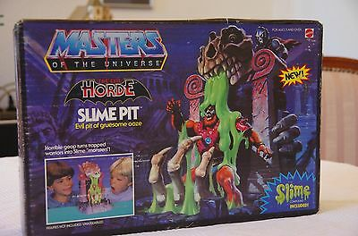 Masters of the Universe Slime Pit neu, NOS, MOC, MISB, OVP