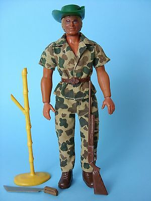 Big Jim Figur Big Jeff Safari  Mattel ca. 1975 BIGJIM