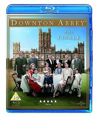 Downton Abbey The Finale Blu Ray Final Episode Original UK Release Brand New R2