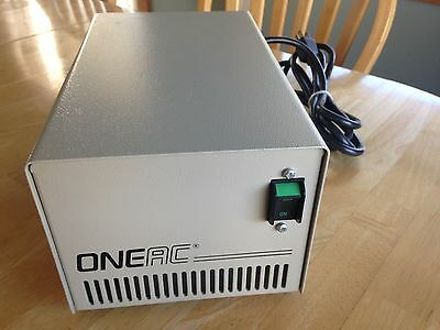 ONEAC CP1107 Power Conditioner 006-213 / 6.25amp 60Hz 1 Phase