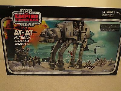 """The Empire Strikes Back"" Star Wars AT-AT Walker - The Vintage Collection 2010"