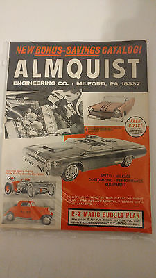 ALMQUIST Engineering AUTOMOTIVE CATALOG #170 Excellent condition Very clean