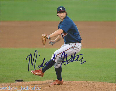 Michael Gettys Signed Autographed 8x10 Photo COA