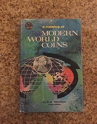 A Catalog of Modern World Coins 1850-1960 by R.S. Yeoman 10th Edition