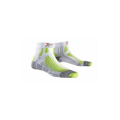 X Socks Speed Two white / green