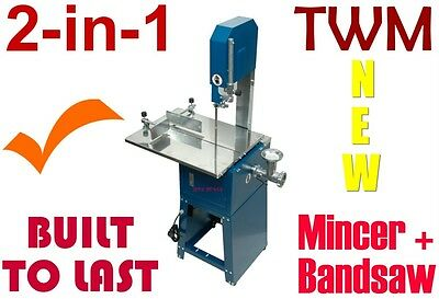 MEAT CUTTER & MINCER 2-in-1 Extreme Quality, branded Item