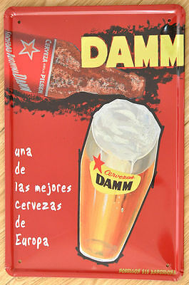 New Beer paiting vintage Metal Tin Sign  Wall Decor metal Poster TP184