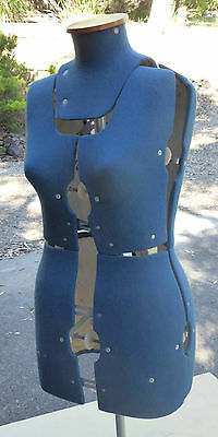 Classic Mannequin / Dress Makers Model - Adjustable - LIKE NEW