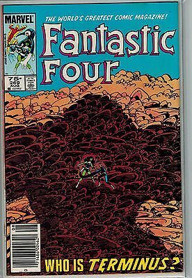 Fantastic Four - 269 - Marvel - August 1984