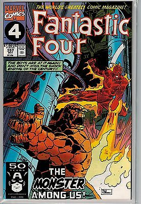 Fantastic Four - 357 - Marvel - October 1991