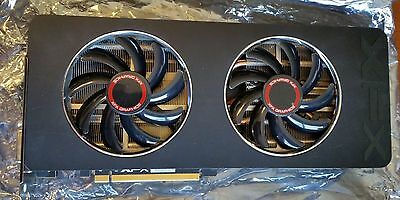 XFX AMD Radeon R9 280X 3GB GDDR5 Double Dissipation Video Graphics Card PCIe x16
