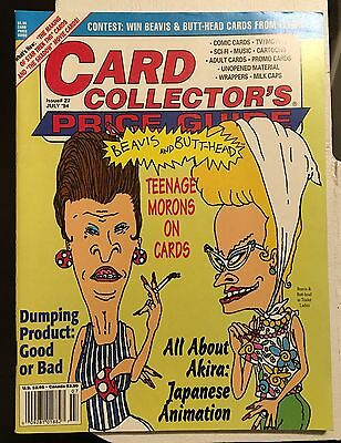 Card Collector's Price Guides & Dragon Lady Press issue #4 Secret Agent X-9