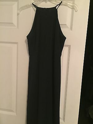 Womens Cocktail Dress By Laundry Size 6, Navy